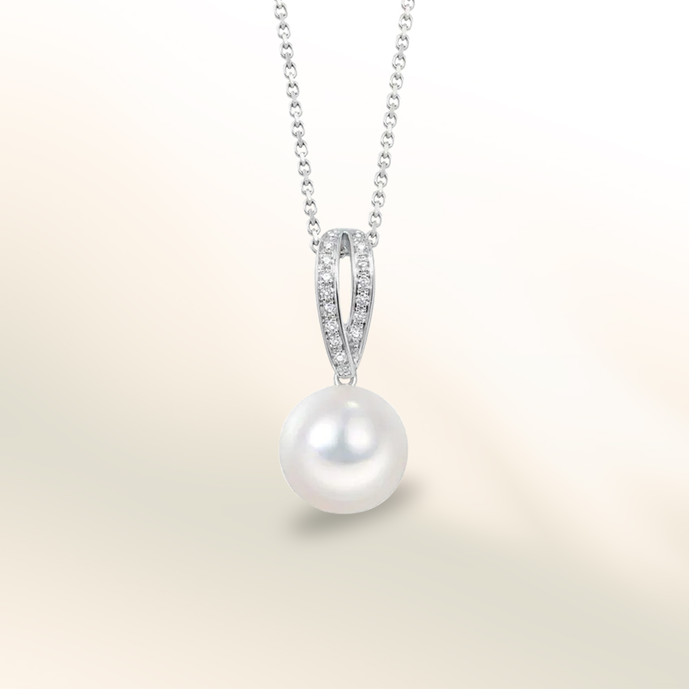 South Sea Pearl Pendant by Adris Jewellers